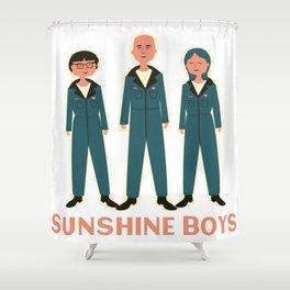 Sunshine Boys 2020 png Shower Curtain