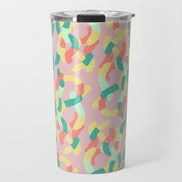 Gummy Worms Travel Mug