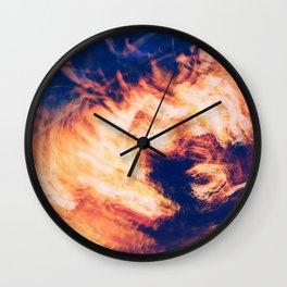 Pheonix 2 Wall Clock