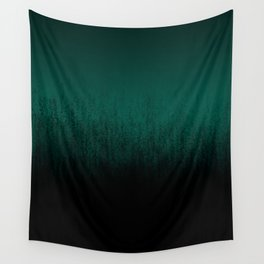 Emerald Ombré Wall Tapestry