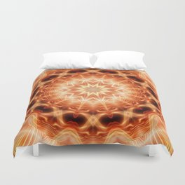Mandala Glory Duvet Cover