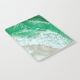 Emerald Sea Notebook
