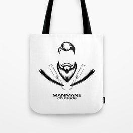 ManMane Crusade Tote Bag
