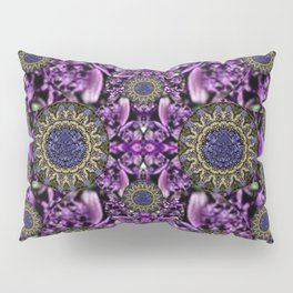 Flowers from paradise in fantasy elegante Pillow Sham