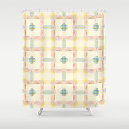 Cericopithicus Shower Curtain