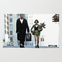 leon Area & Throw Rugs featuring LEON, THE PROFESSIONAL by VAGABOND