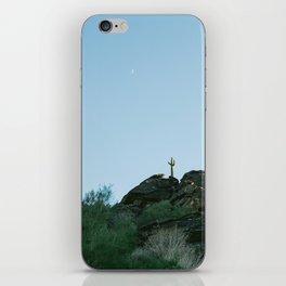 Arizona Desert Moon iPhone Skin