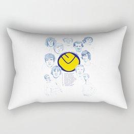 LEEDS UNITED 1972 Rectangular Pillow