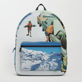 Water's fine Backpack