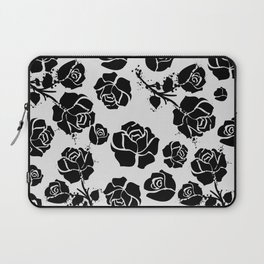 Black roses Laptop Sleeve