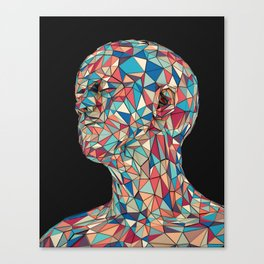 Glass Boy Canvas Print