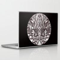 cheshire Laptop & iPad Skins featuring Cheshire by IRIS Photo & Design