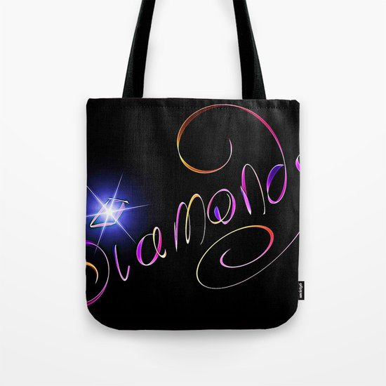 A Girl's Best Friend Tote Bag