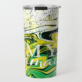 My Jamaica Travel Mug