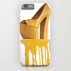 Dripping Yellow Shoe iPhone 6s Slim Case