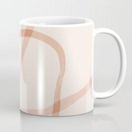 In Between The Lines Of Elegance Coffee Mug
