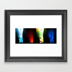 Avatar: The Last Airbender Framed Art Print