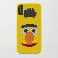 knit iPhone & iPod Cases featuring Knit Bert by colli1 3designs