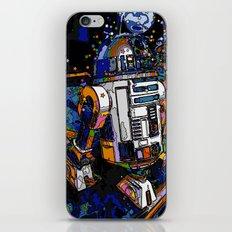 R2-DELIC iPhone & iPod Skin