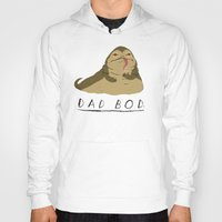 dad Hoodies featuring dad bod by Louis Roskosch