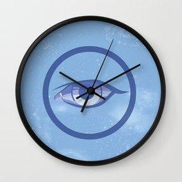 Erudite Manifesto Wall Clock