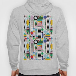 Memphis Milano Postmodern City Towers Hoody