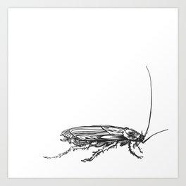 Cucaracha #9 Art Print