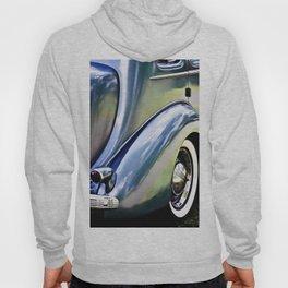 Antique Car Metal Hoody