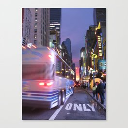 New York Sky is the Limit Canvas Print