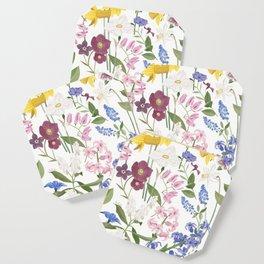 Spring Flowers Coaster