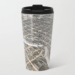 South Bend - Indiana - 1874 Travel Mug