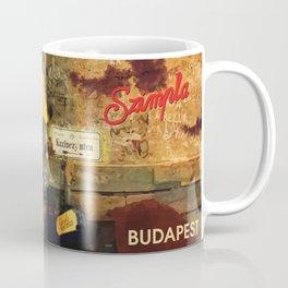 Ruin Pub Szimpla Lounge with Flowers Coffee Mug