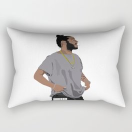 Russ Cartoon2 Rectangular Pillow