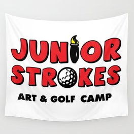 Junior Strokes Camp Wall Tapestry
