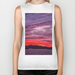 Lake Havasu Sunrise Biker Tank