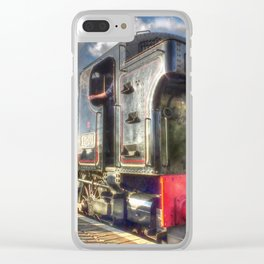 Steam Locomotive 1501 at Bewdley Clear iPhone Case