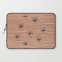 PEEPING TOM Laptop Sleeve