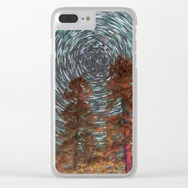 Finding Forillon Clear iPhone Case