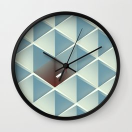 Physica Obscura Wall Clock