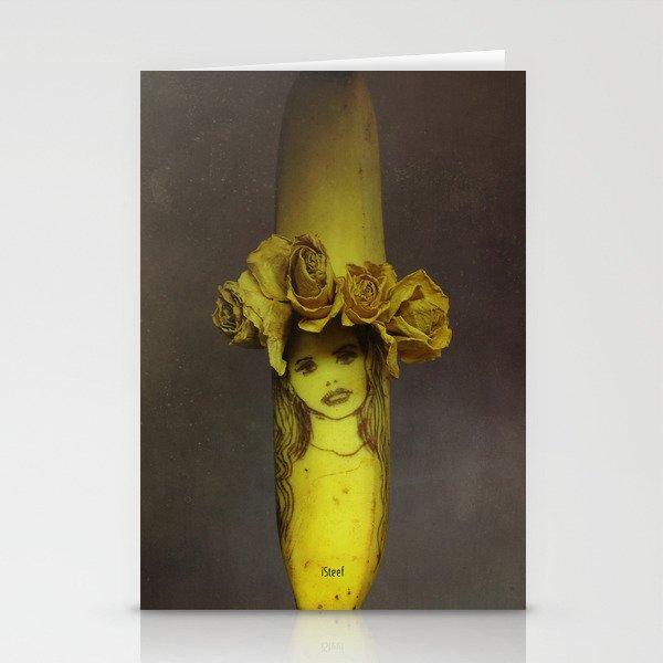 Banana Del Rey Stationery Cards