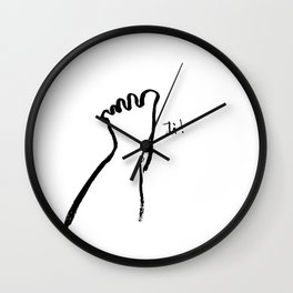 Đi Wall Clock