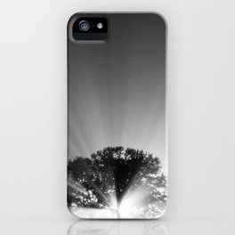 Something is Coming iPhone Case