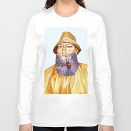 The Old Sailor Long Sleeve T-shirt