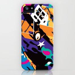 Saint-Exupery iPhone Case