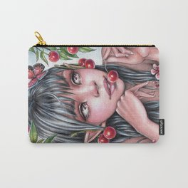Cherry Fairy Carry-All Pouch