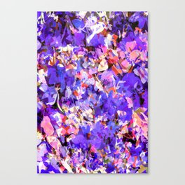Plums and Peaches Canvas Print