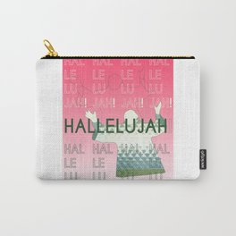 Hallelujah! Carry-All Pouch