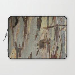 Peeling Patterns Of Eucalyptus Bark Laptop Sleeve