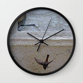 Jump Wall Clock