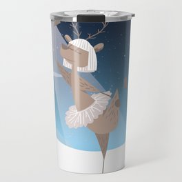 Danse contempoRenne Travel Mug
